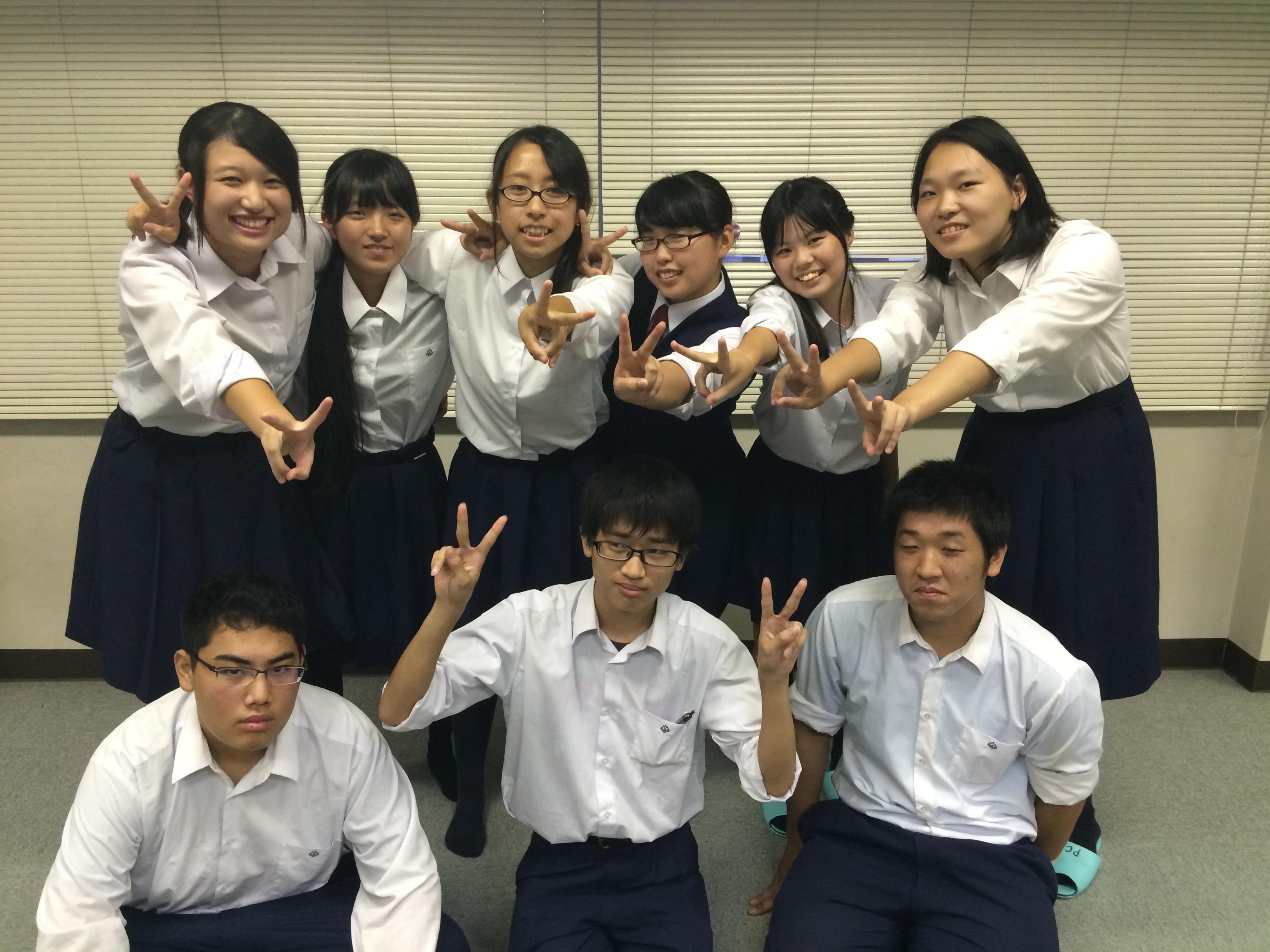 桐生西高等学校